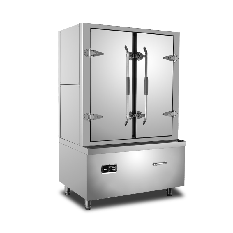 Electric Steam Cabinets(two Door)